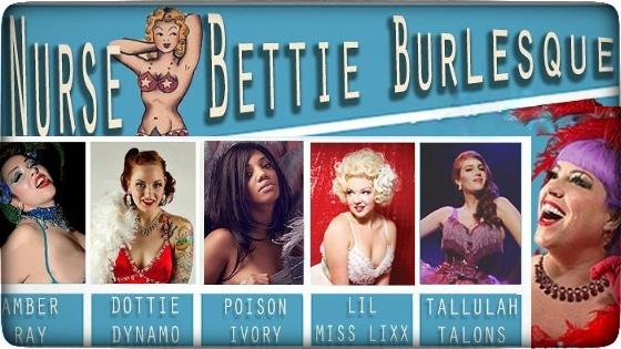 Shelly Watson's Wednesday Nurse Bettie Show