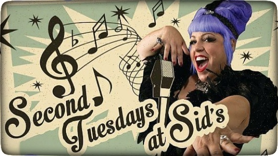Return To Second Tuesdays At Sid's