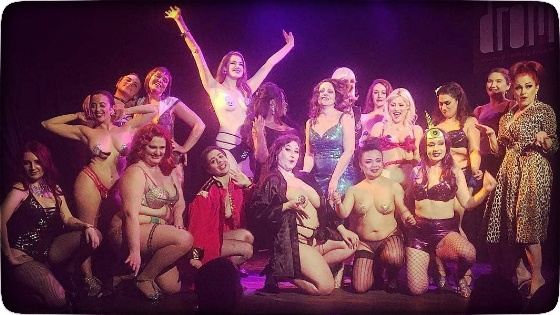 New York School Of Burlesque Showcase At Drom